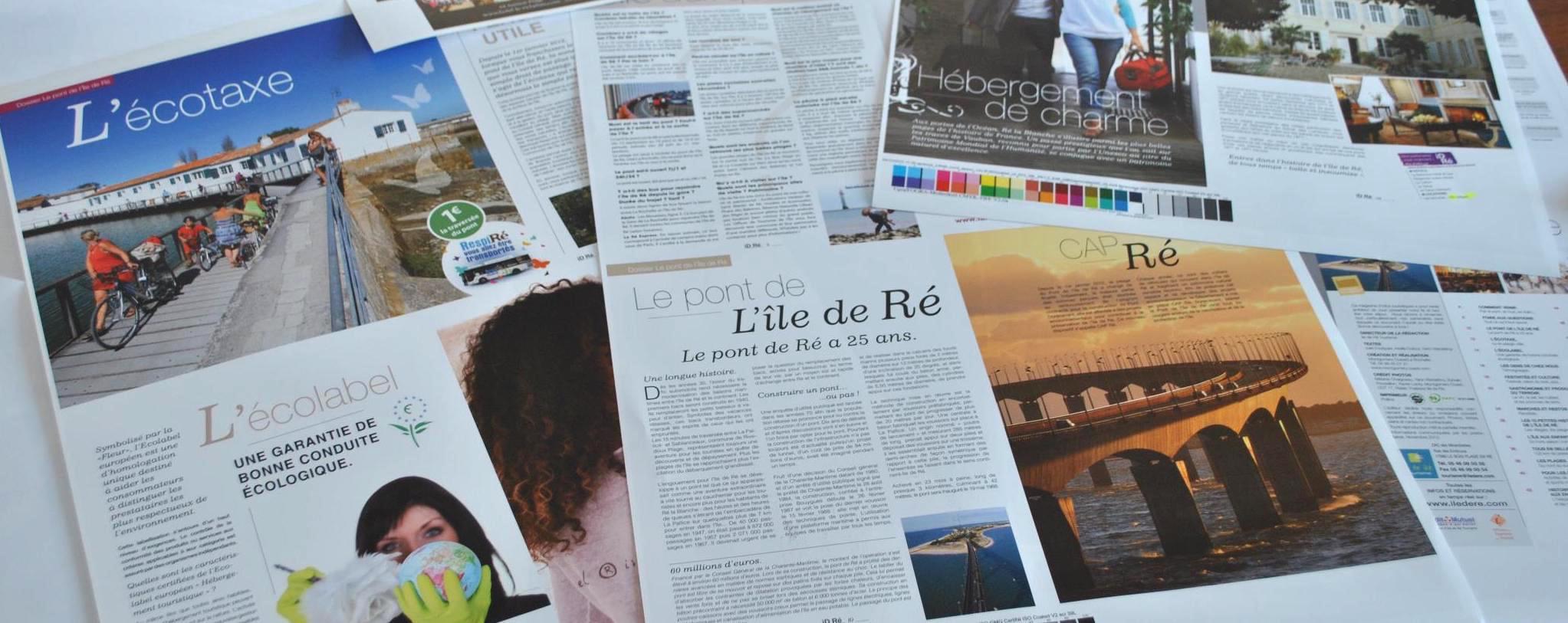 regie publicitaire et relations entreprises touristique