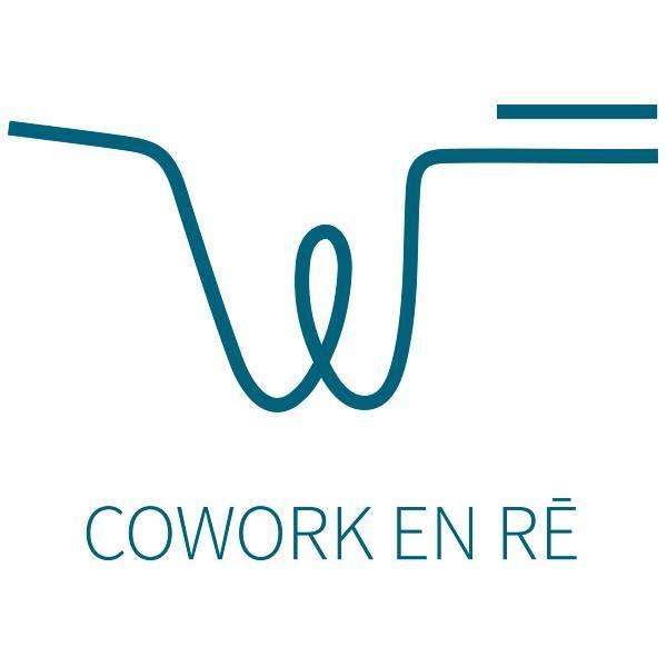 Logo Cowork en Ré